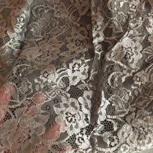 J. Crew Skirts - J.Crew lace skirt